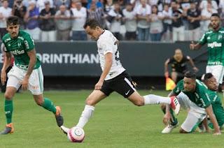 Palmeiras x Corinthians e Flamengo x Fluminense