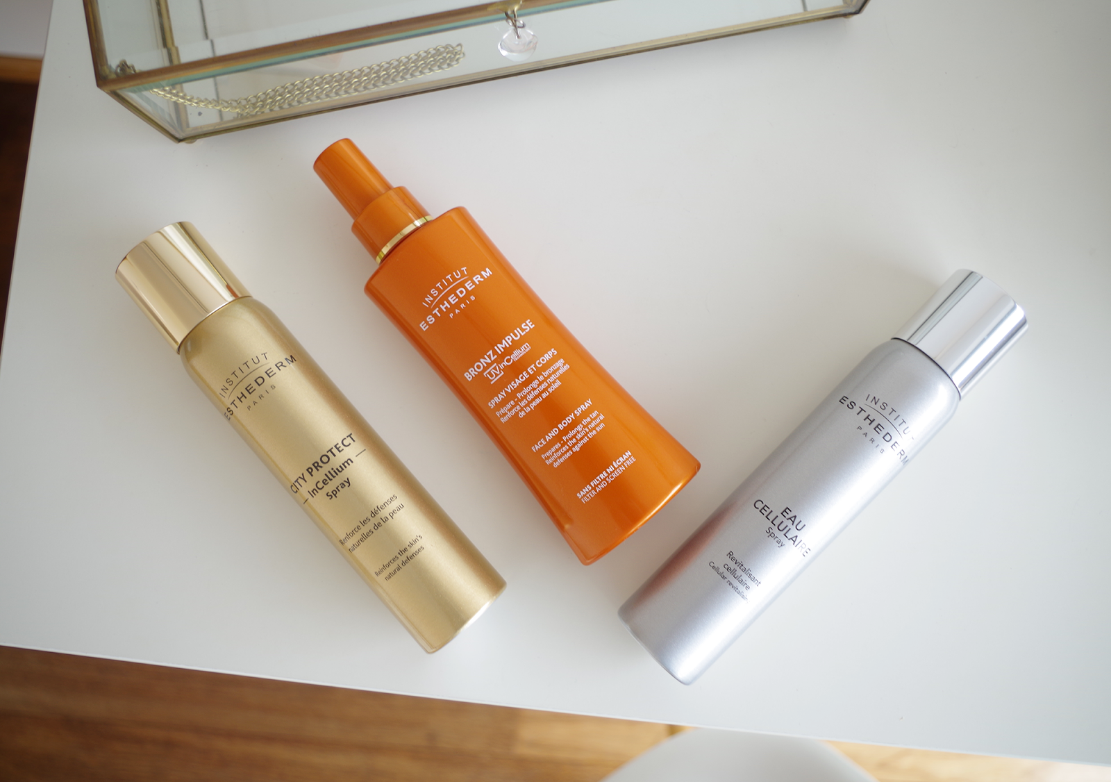 SUMMER WITH ESTHEDERM
