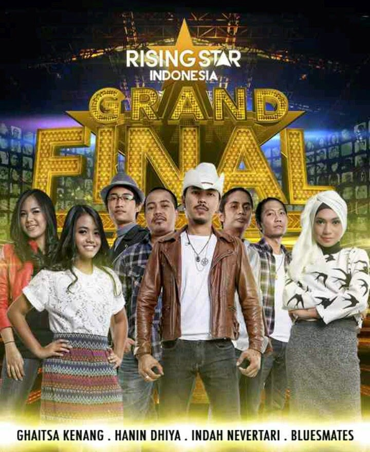 pemenang rising star Indonesia 2014