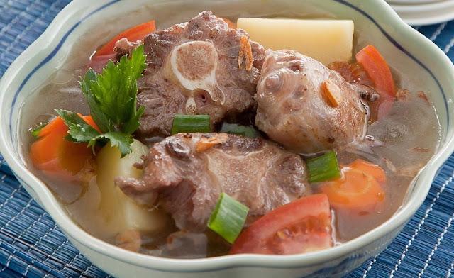 Resep Sop Daging Sapi