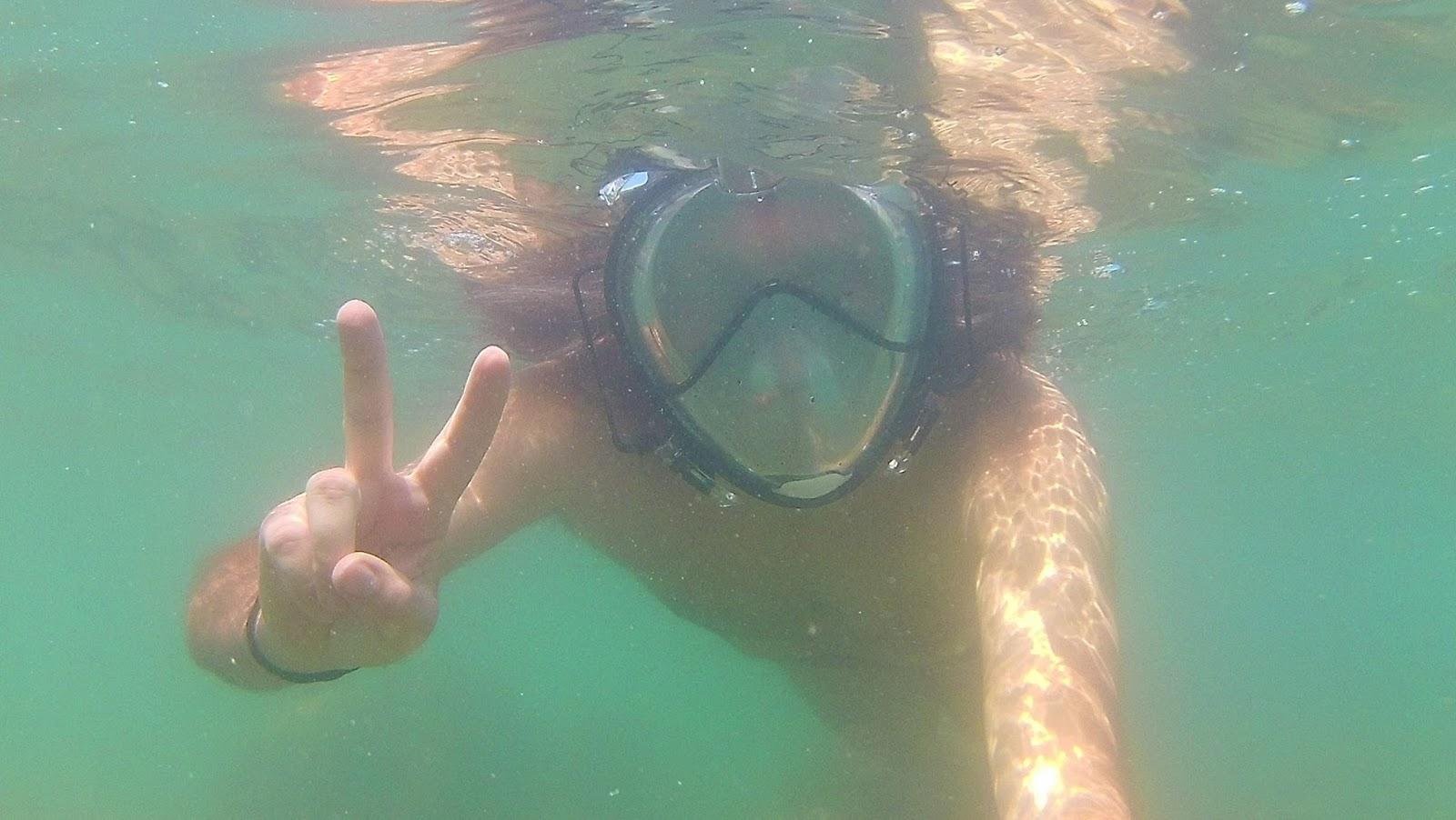 Snorkeling კვარიათი 2017