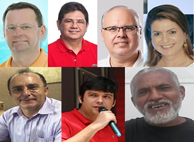 Em quem você votaria para prefeito de Currais Novos