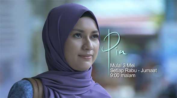 Drama Pia lakonan Zara Zya dan Alif Satar