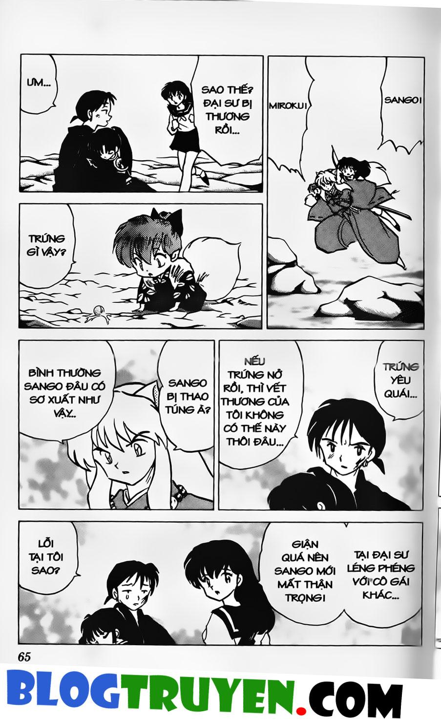 Inuyasha vol 30.4 trang 6