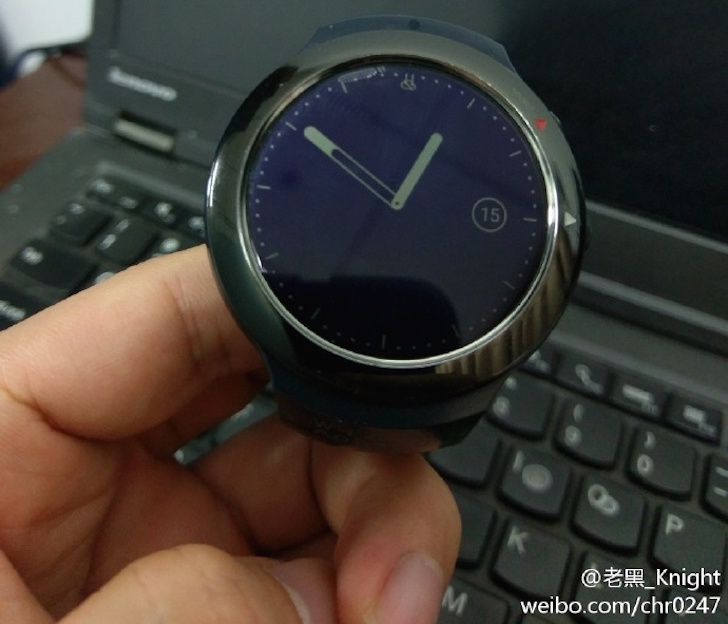 [Leaked] Pictures Of HTC's Android Wear Smartwatch