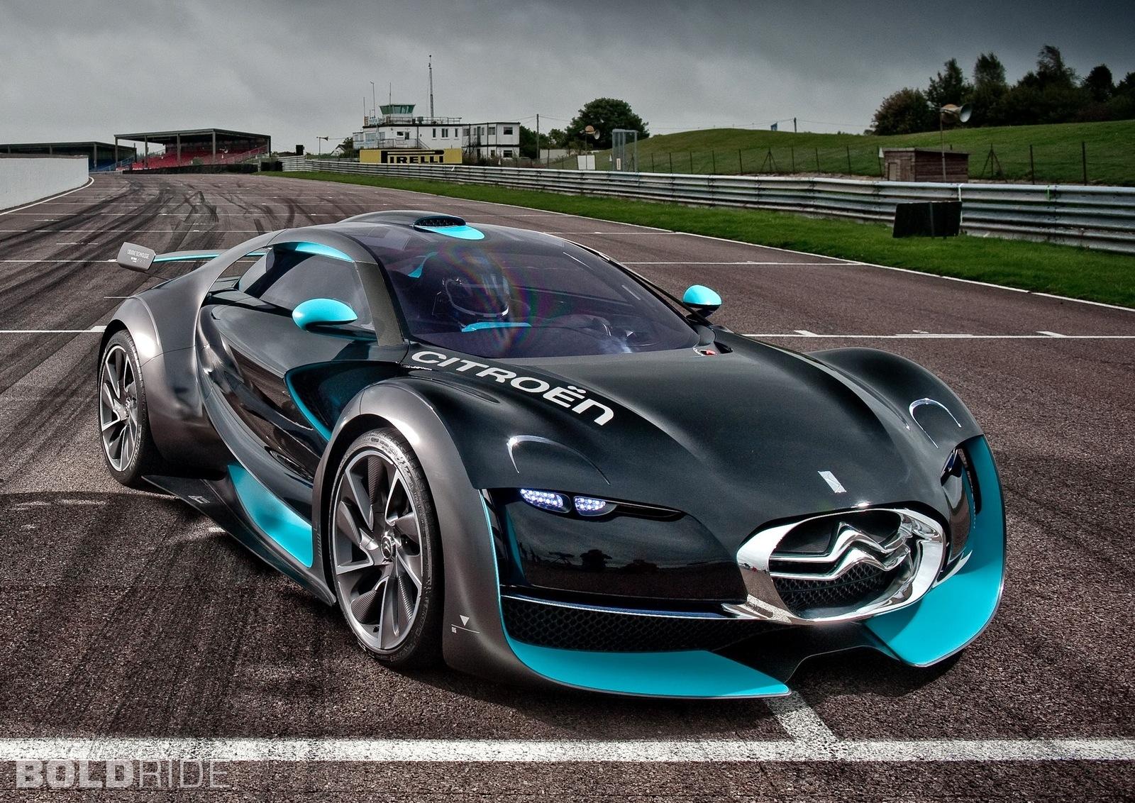 Carbuzz Concept cars: Concept car Citroen Survolt