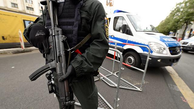 Detienen a cuatro presuntos terroristas en Berlín previo a visita de Obama