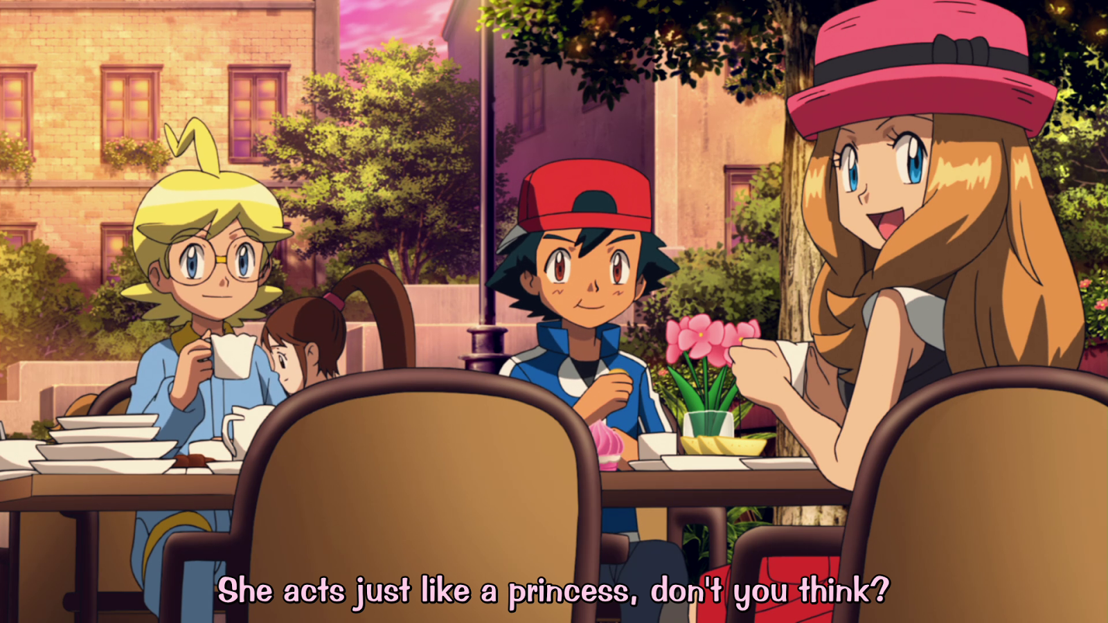 Multiple Realities Review Of The Movie Pokemon Xy Diancie And