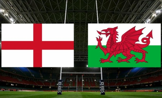 St George's Cross and The Welsh Flag and link to Hollywoodbets' betting preview of the international friendly between Wales and England
