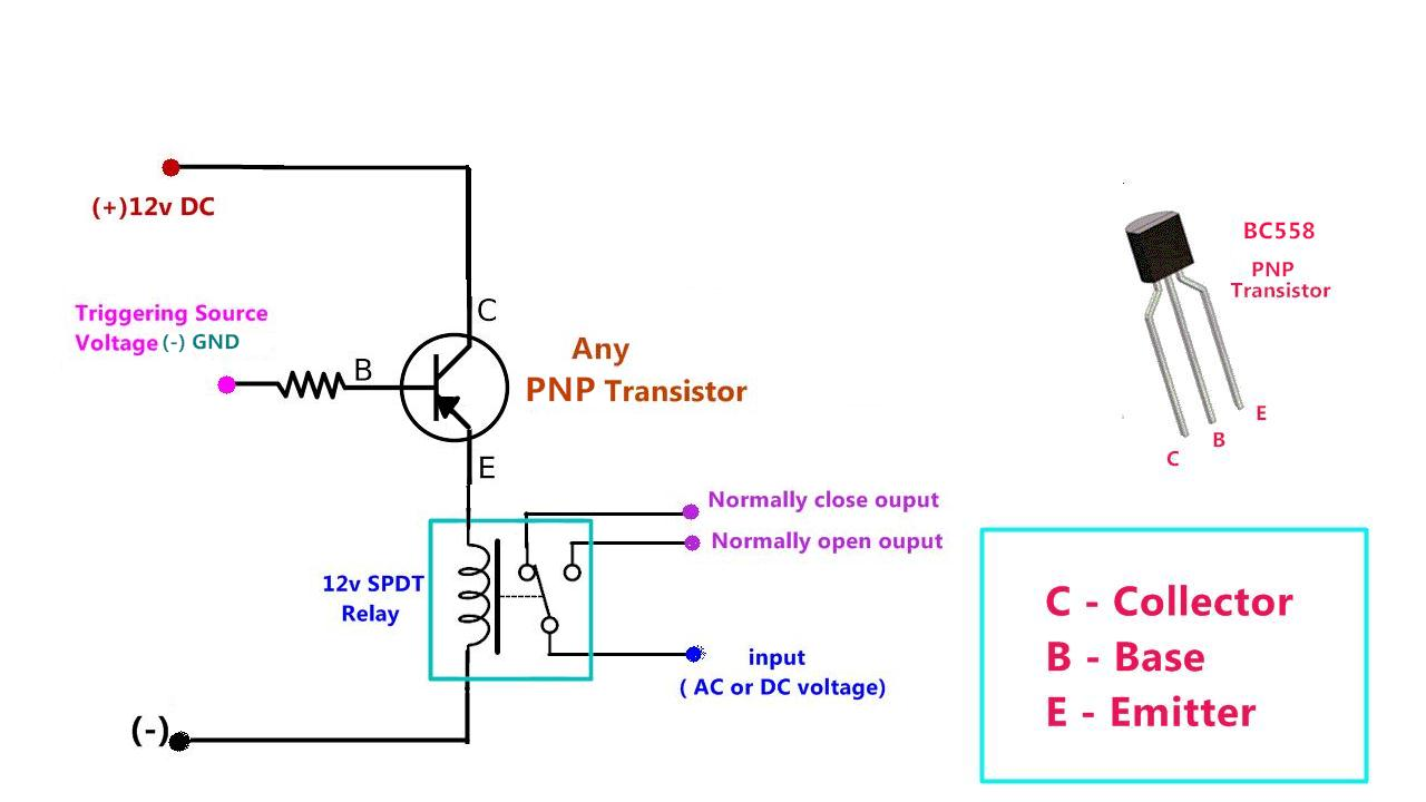 With Solar Panel Schematic Diagram Also Npn And Pnp Transistor Diagram