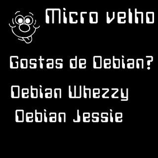 Micro é velho queres uma Distro para ressuscitar