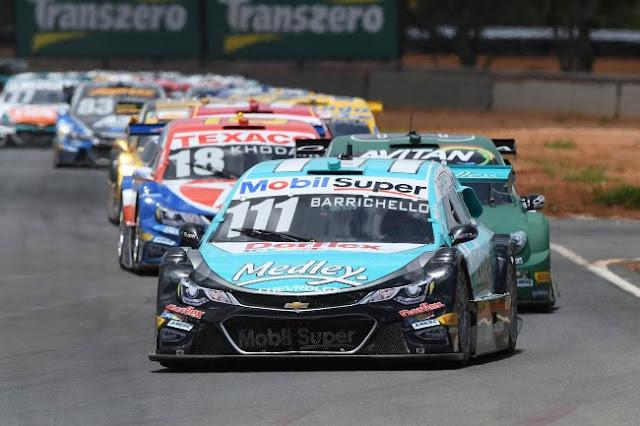 Horário da Corrida Stock Car Circuito VELO CITTÁ - 06/08/2017
