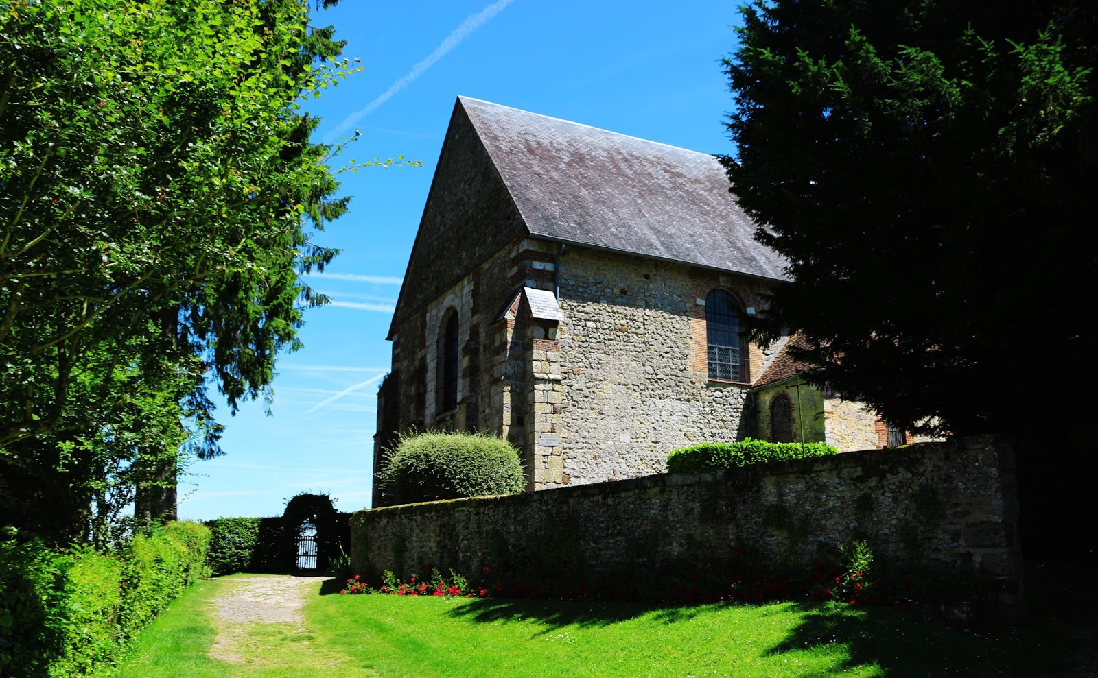 Countryside, Photography, Landscape, France, Style