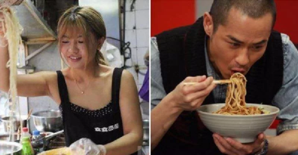 Kisah gadis penjual mie menikah dengan pelanggan miskin