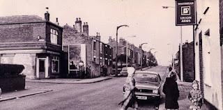 Union Arms Eskrick Street Bolton