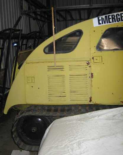 Australian Alpine Oversnow Equipment: Bombardier