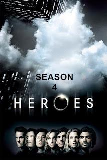 Heroes Temporada 4 (2008 - 2009) Online
