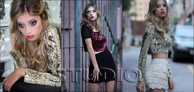 fotografias book feminino
