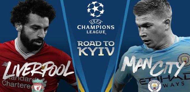 تشكيل ليفربول المتوقع امام مانشستر سيتي اليوم 10/4/2018 في دوري الابطال