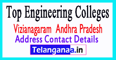 Top Engineering Colleges in Vizianagaram District Andhara Pradesh
