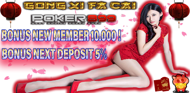 POKER899 BAGI BONUS POKER IMLEK 2019