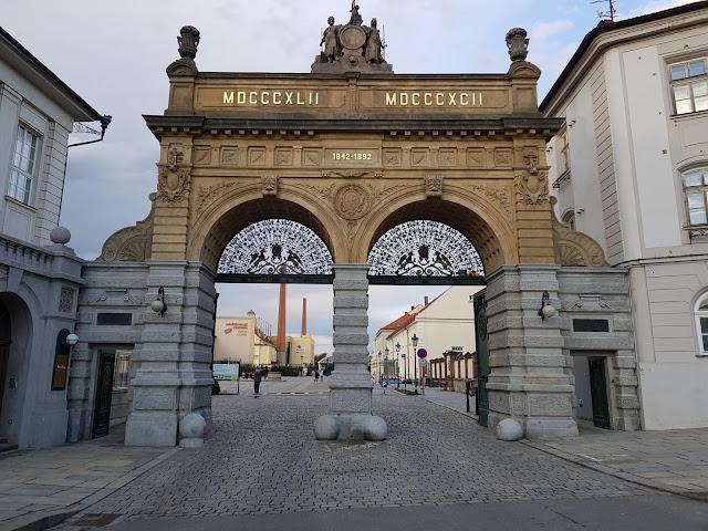 Blog Apaixonados por Viagens - República Tcheca - Pilsen - Pilsener Urquell