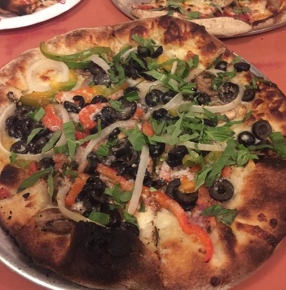 Regina Pizzeria North End Boston