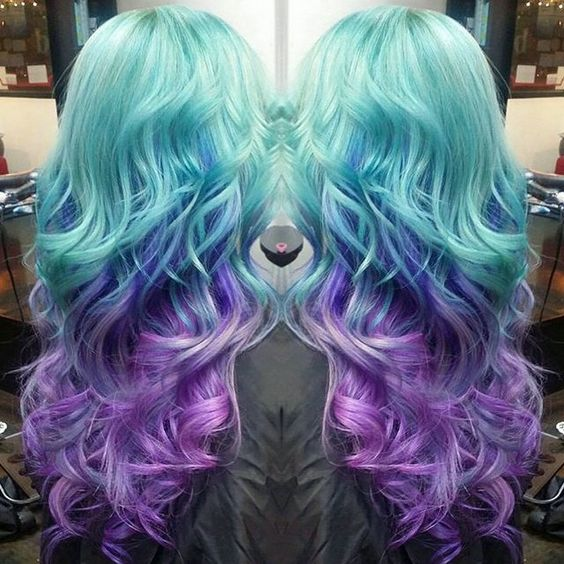 crazy rainbow hairstyles the haircut web