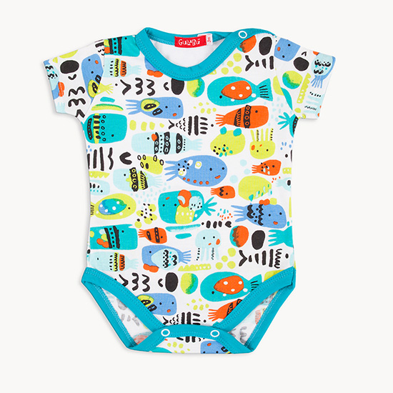 Body estampado varon moda bebes primavera verano 2018.