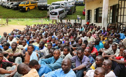 486 Suspected Terrorists Arrested in Abia