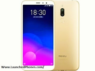 This is the budget smartphone as well as the international launched engagement of this outcry upward is non re Meizu M6T 2018 Black, Gold, as well as Red color variants launched