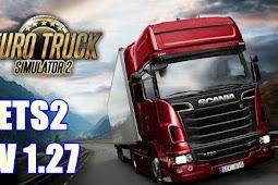 Euro Truck Simulator 2 V1.27.1 Full Version + All DLC