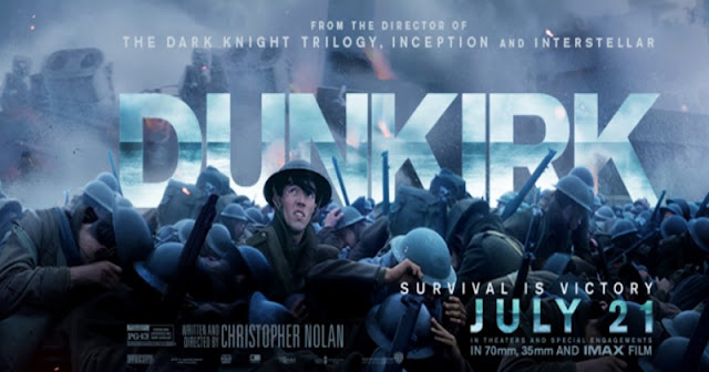 DUNKIRK  Movie- WINNER