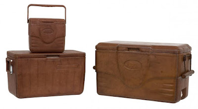 Leather Coolers