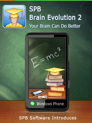 SPB Brain Evolution for Windows Phone 7 released