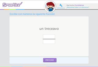 http://www.smartick.es/presentacionProblema!doEjercicioAnonimo.html?recursosDidacticosId=introduccion-a-las-fracciones-leccion2