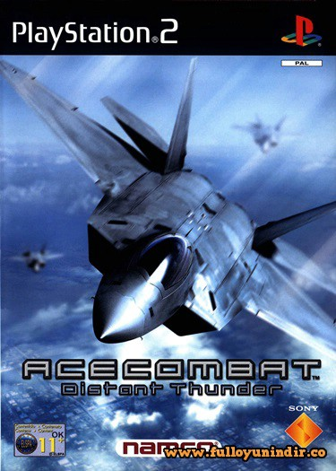 Ace Combat Distant Thunder (PAL) Playstation 2 Tek Link