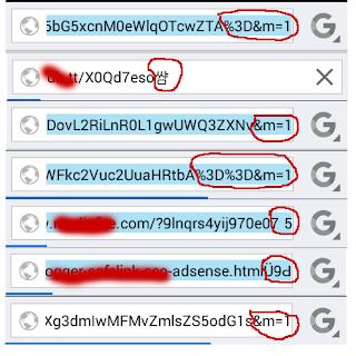 Contoh Link Error