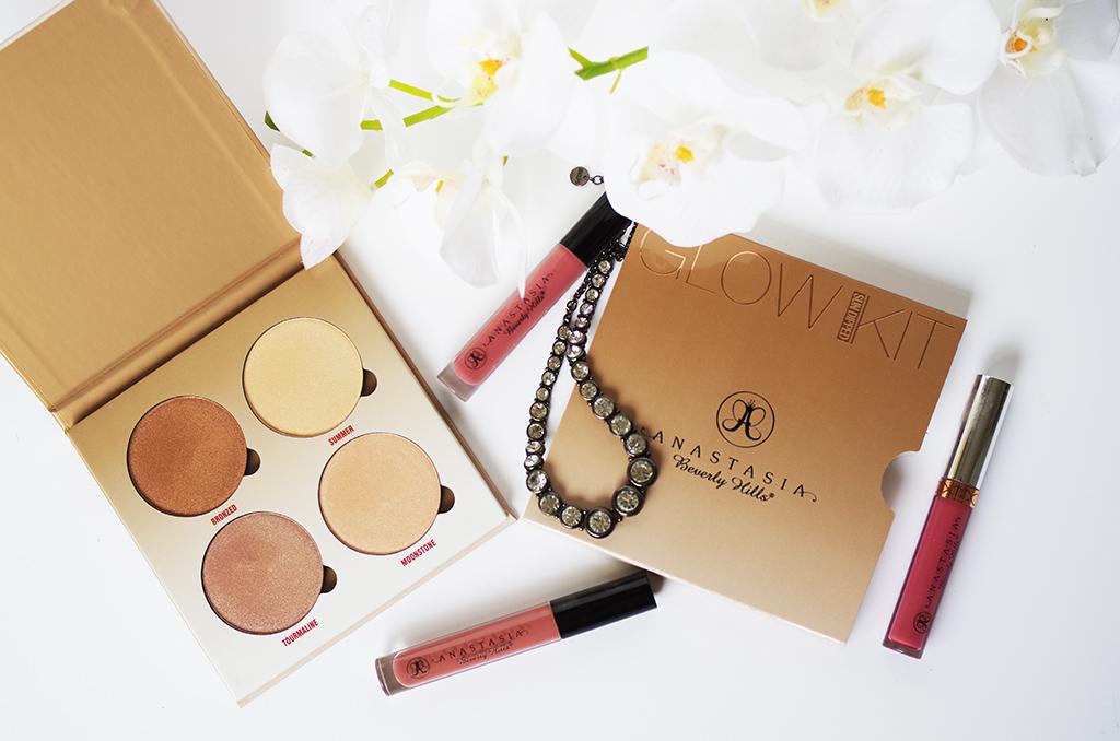 Elizabeth l Anastasia Beverly Hills débarque en France chez Sephora l Brow wiz Contour kit Glow kit Liquid lipstick l THEDEETSONE l http://thedeetsone.blogspot.fr