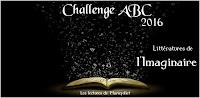 Challenge ABC de l'imaginaire