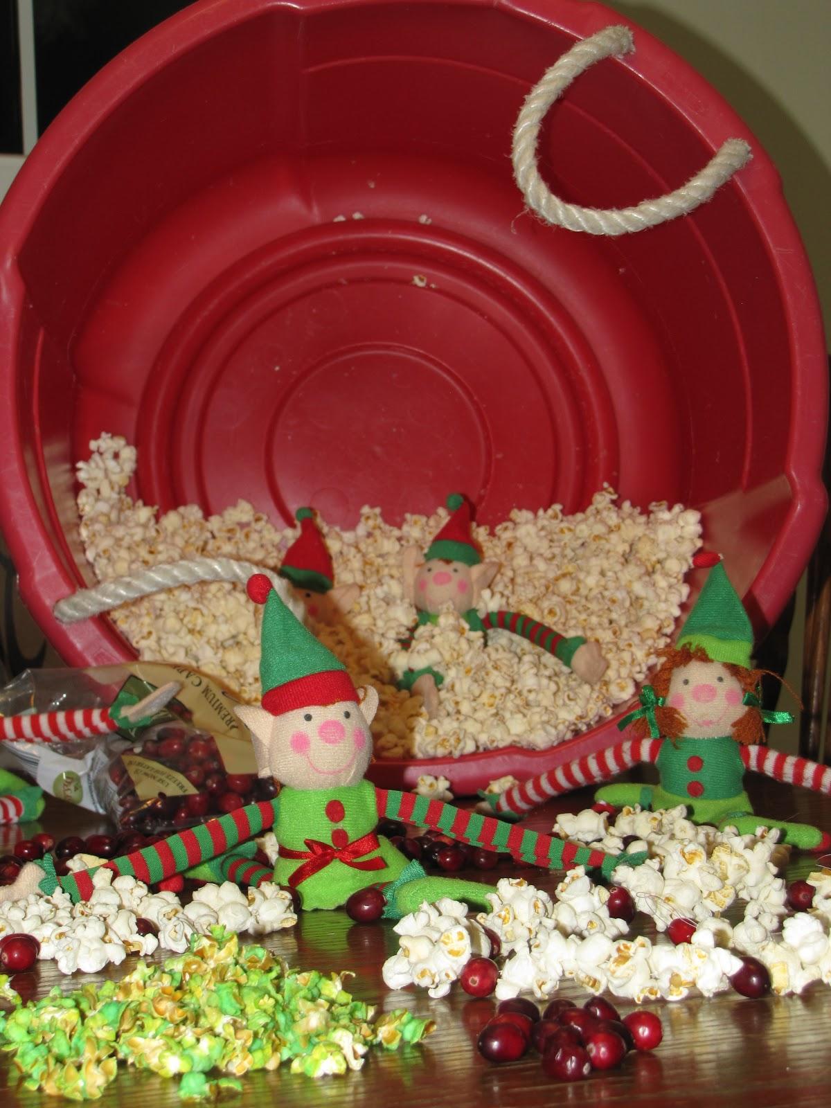 Christmas Elf Ornaments