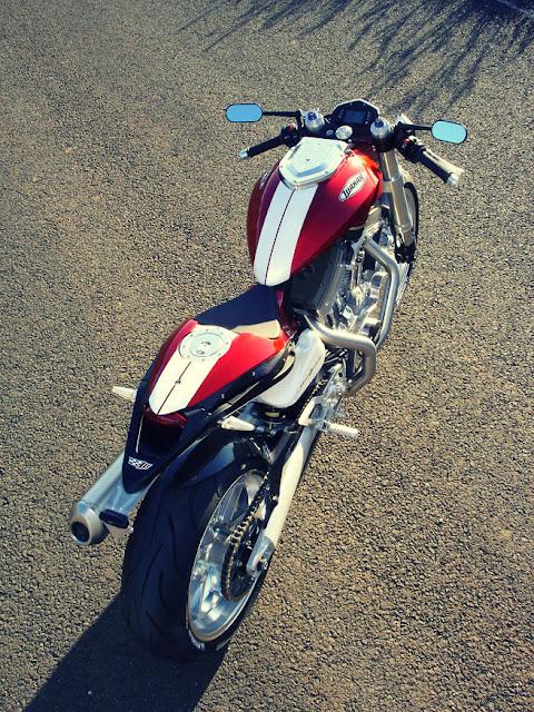 Wakan 100 Motorbike