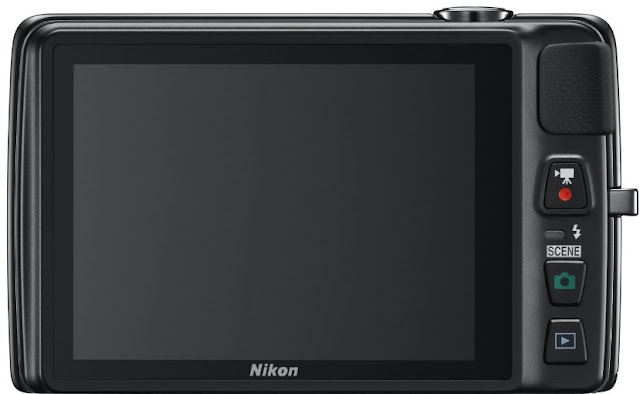 Nikon Coolpix S4300 16mp