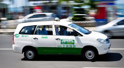 MAiLINH TAXI (マイリン タクシー)