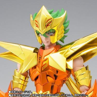 "Myth Cloth EX Kraken Isaac Bandai's  de ""Saint Seiya"" -  Tamashii Nations"