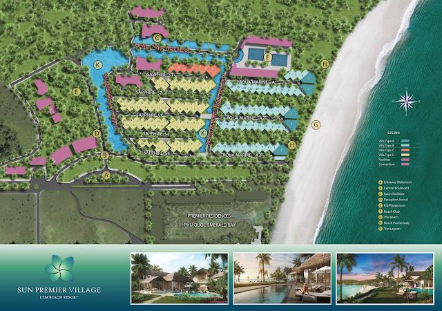 Khu nghỉ mát Sun Premier Village Kem Beach