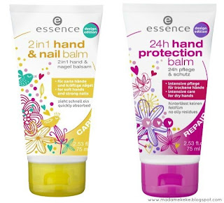 essence design edition – 2in1 hand and nail balm