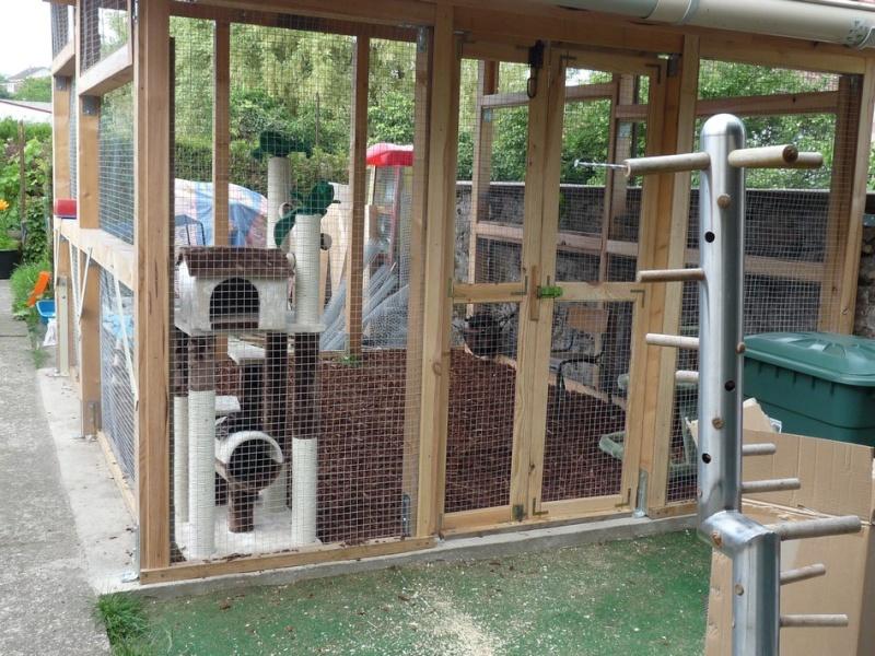 Cage A Furet Exterieur