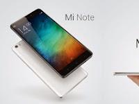 Xiaomi Mi Note Pro, Ponsel Berteknologi High-End Dengan Harga Terjangkau