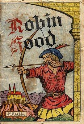 Robin Hood, Anonimo